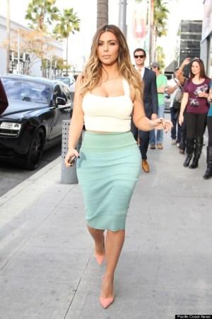 EXCLUSIVE: Kim Kardashian Discusses Beyonce and Jay Z Divorce Rumors